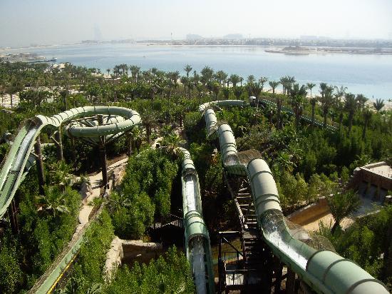 Atlantis, The Palm : Slides in Aquaventure
