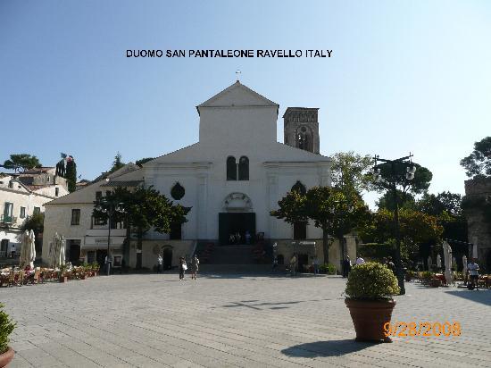 Cumpa' Cosimo : DUOMO SAN PANTALEONE RAVELLO ITALY