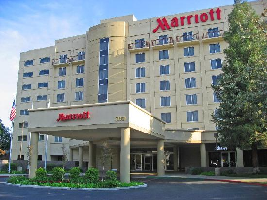 Visalia Marriott Hotel Picture Of Visalia Marriott At