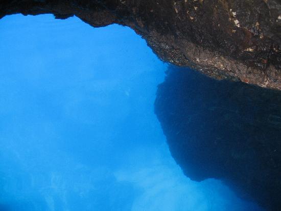 Cave Bisevo : Inside2