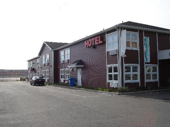 Econo Lodge Boischatel: Hotel