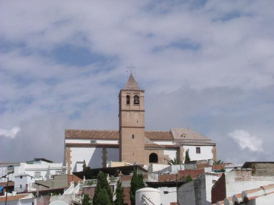 Hotel Palacio Blanco: VIEW FROM THE ROOF