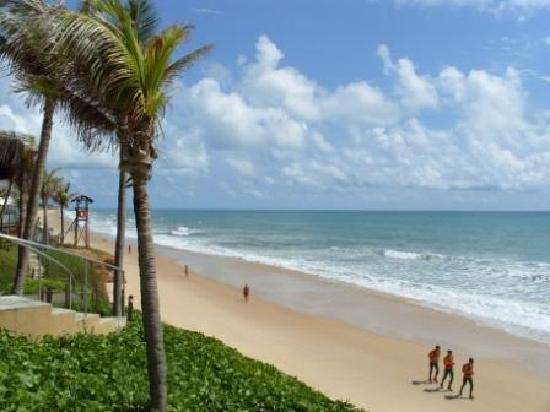 SERHS Natal Grand Hotel: Beach