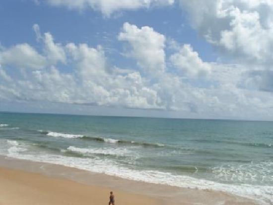SERHS Natal Grand Hotel: Beach again
