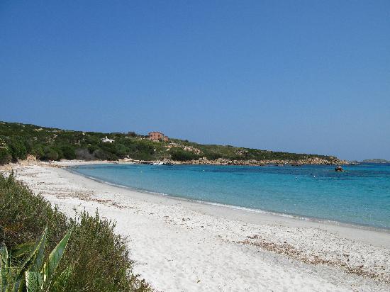 Ilhas da Madalena, Itália: Isola Santa Maria