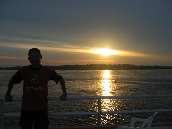 State of Amazonas: Encuentro de las aguas