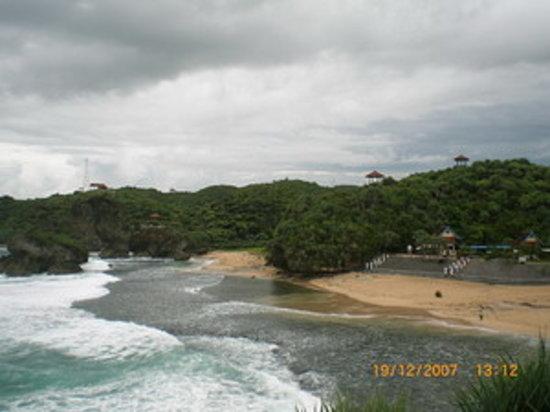 Yogyakarta, Indonesia: Krakal Beach, Gunung Kidul