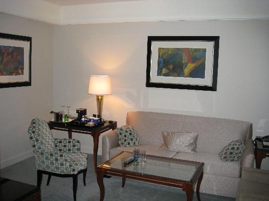 هوتل ريتز كارلتون وستشستر: Executive Suite - Sitting Room