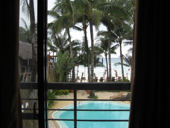 Microtel Inn & Suites by Wyndham Boracay: view from balcony
