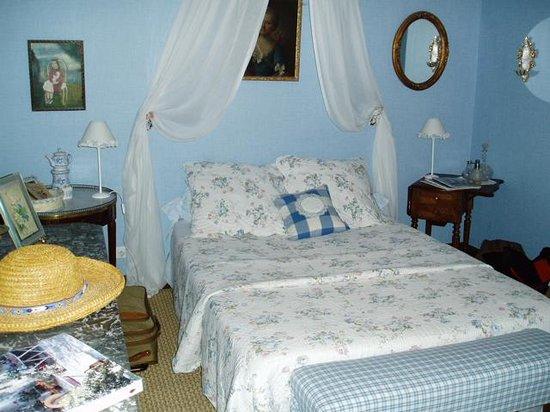 Le Petit Clos: our bedroom