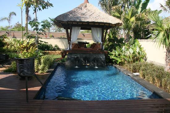 The St. Regis Bali Resort: my private pool and bali bengong
