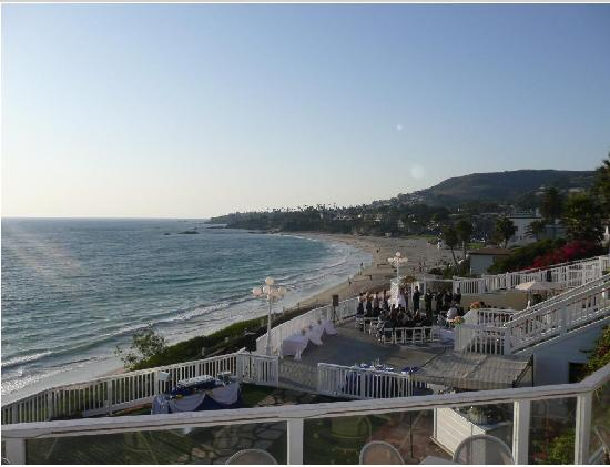 Surf & Sand Resort: lagunabeach
