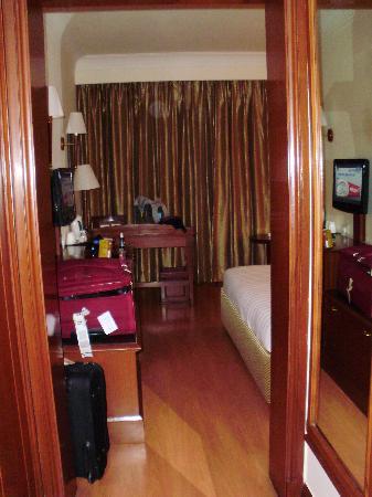 Park Prime Hotel Jaipur: entree