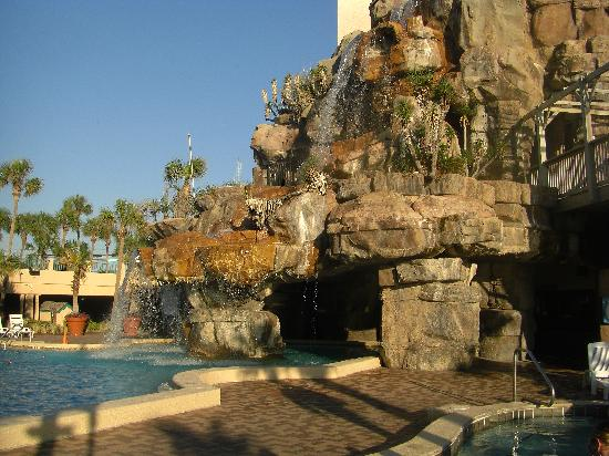 Days Inn By Wyndham Panama City Beach Ocean Front Pool