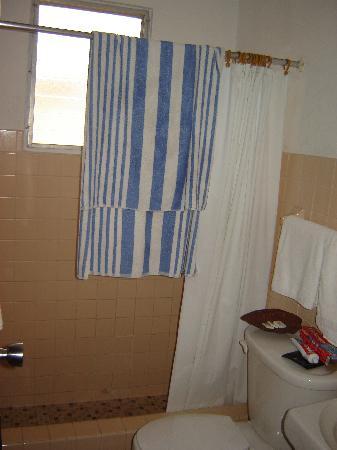 El Patio Guest House: Bathroom