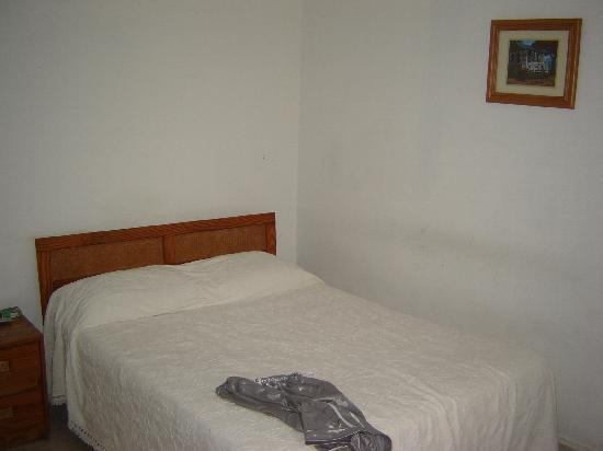 El Patio Guest House: Bed