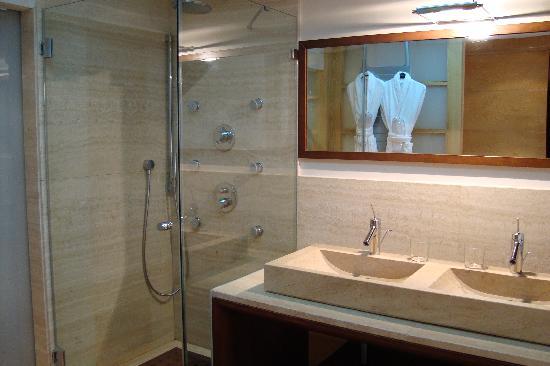 Insotel Fenicia Prestige Suites & Spa : Shower