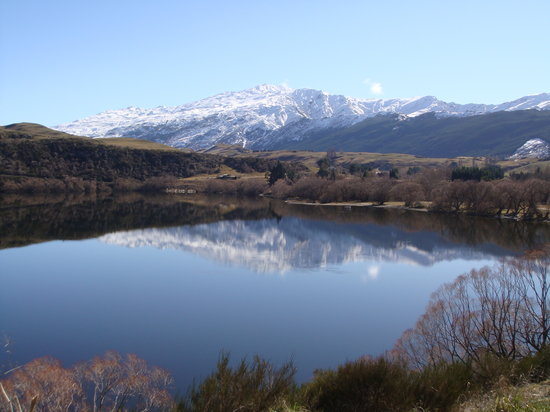 Эрроутаун, Новая Зеландия: Lake Hayes, Arrowtown