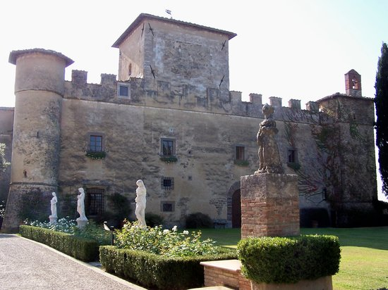 La Limonaia: castle