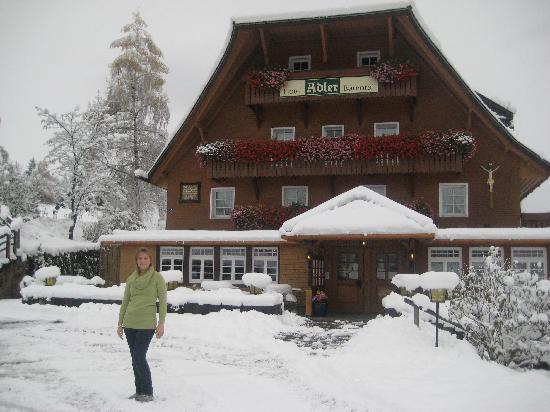 Adler Bärental: The Morning After