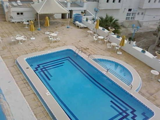 Hammam Sousse, Tunísia: The Pool