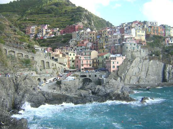 Manarola, Italia: Manorola - Cinque Terre