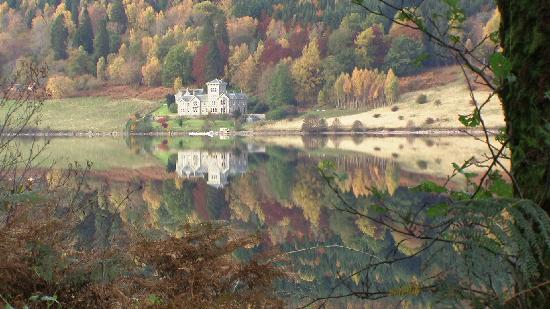 Perth ve Kinross, UK: Reflections of Scotland