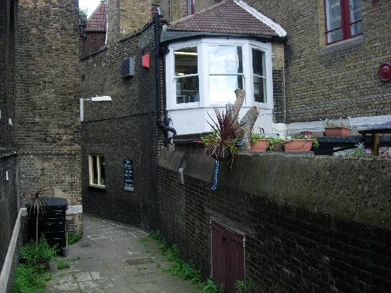 Town of Ramsgate: Rear of Prince of Denmark, 62, High St., Wapping