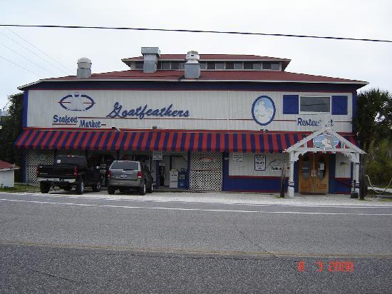 Goatfeathers Restaurant Seafood Market