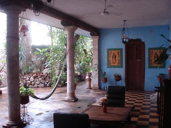 Hotel Santiago : Communal area