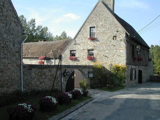 Hotel et Restaurant Moulin de Flagy