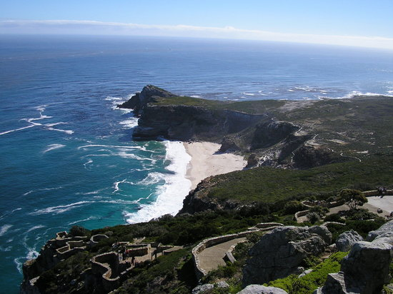 Cape Town Central, Afrika Selatan: Cape Point, SA