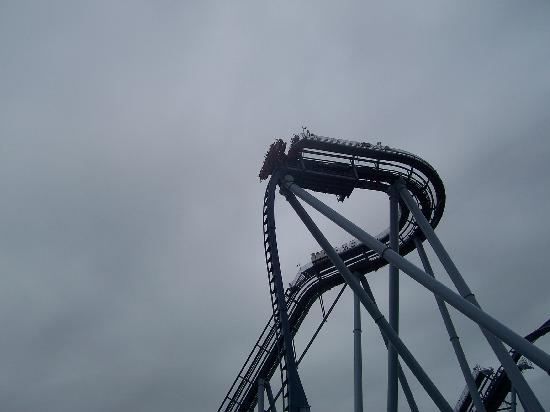 Busch Gardens: The Griffon- best ride there!!!