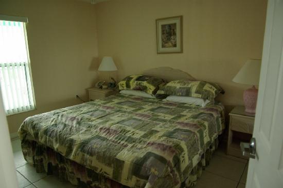 South Beach Condo/Hotel: Chambre