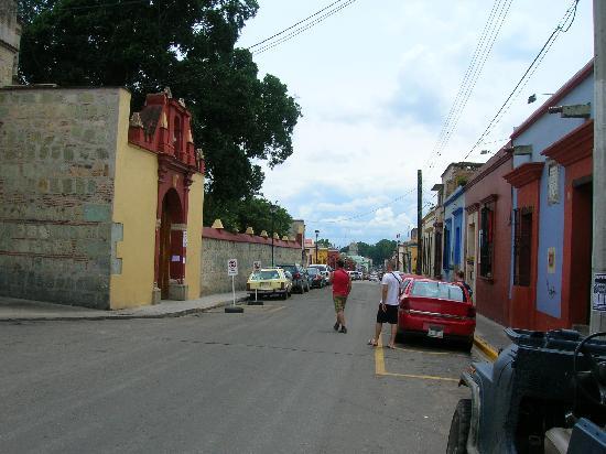 Hotel Parador Crespo: Oaxaca