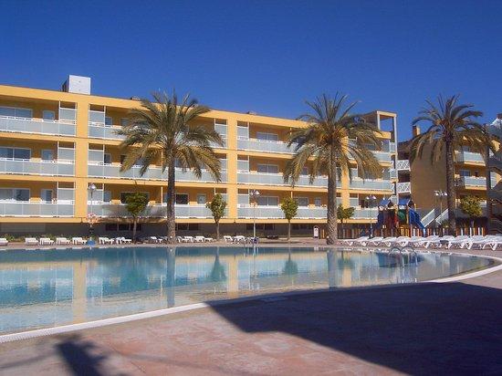 Terralta Apartamentos Turisticos: view of Terralta