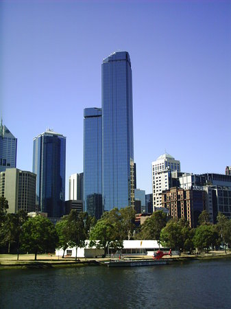 Melbourne, Australia: Rialto Towers