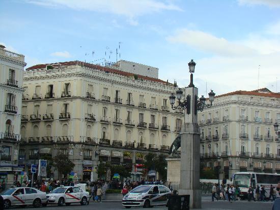 Puerta del sol foto di madrid regione di madrid for Puerta del sol madrid fotos