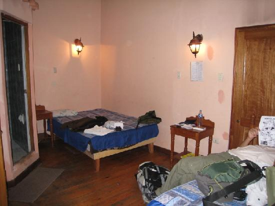 Gran Hostal Machu Picchu: room 27 (Gran Hotel Machu Picchu, Cusco, Peru)