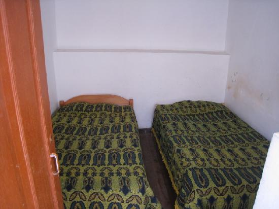 Qori Kintu Apart Pachacutec: Room (Koyllur Backpacker Hostel, Cusco, Peru)