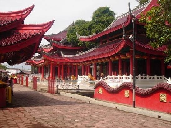 Sam Po Kong Temple: Sam Po Kong