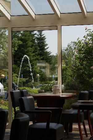 Preston Palace Almelo: Vue du restaurant