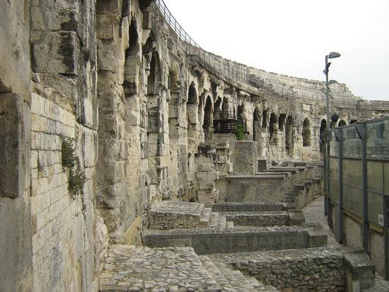 Lyon, Francja: arena di nimes francia