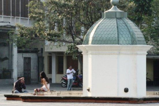 Yakarta, Indonesia: batavia complex, old town jakarta