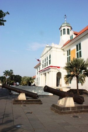 Джакарта, Индонезия: batavia museum old town jakarta