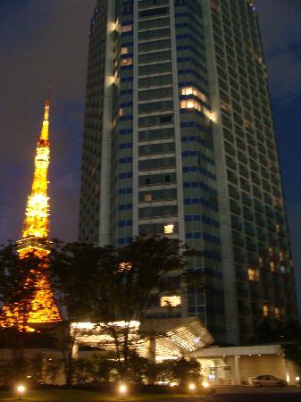 The Prince Park Tower Tokyo: Entrée de l'hôtel