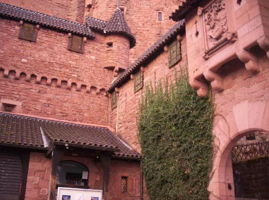 Lembach, Francja: Le Haut Koenigsbourg