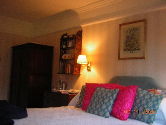 Veryan in Roseland, UK: Nare Hotel bedroom
