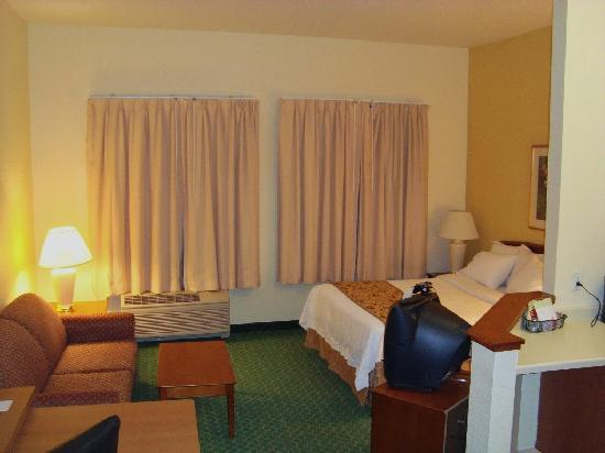 TownePlace Suites Minneapolis Downtown/North Loop: Room