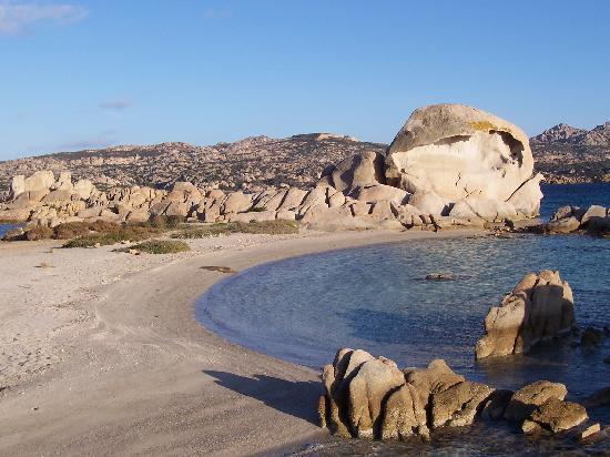 Ilhas da Madalena, Itália: Capocchia di purpu